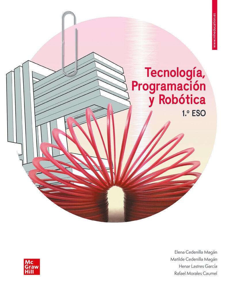 ESO 1 / 2 - TECNOLOGIA (MAD) - PROGRAMACION Y ROBOTICA