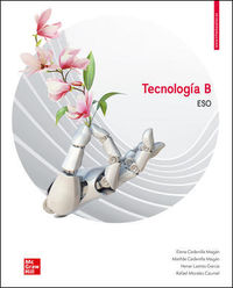 Eso 3 - Tecnologia B - Elena Cedenilla / [ET AL. ]