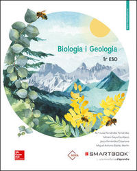 ESO 1 - BIOLOGIA I GEOLOGIA (CAT) - NOVA (+COD SMARTBOOK)