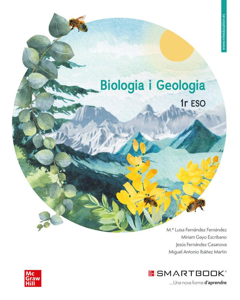ESO 1 - BIOLOGIA I GEOLOGIA (C. VAL) - NOVA (+COD SMARTBOOK)