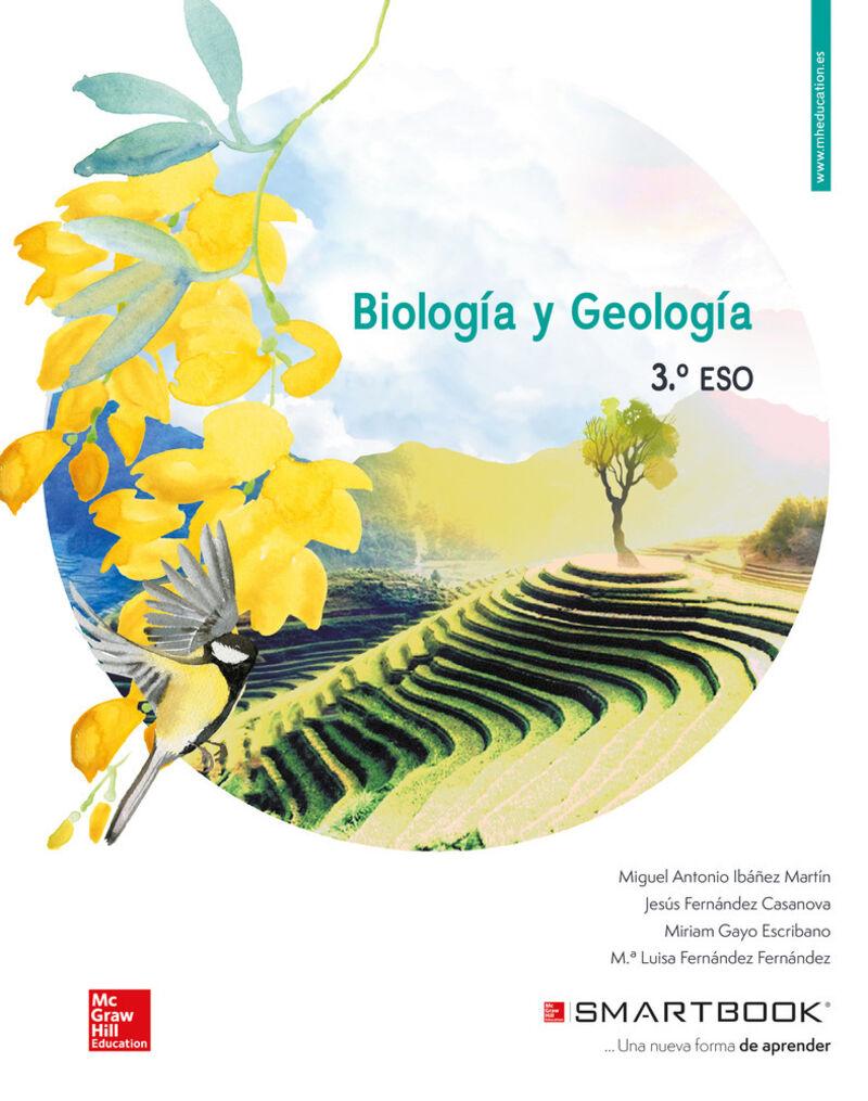 ESO 3 - BIOLOGIA Y GEOLOGIA - NOVA (+COD SMARTBOOK)