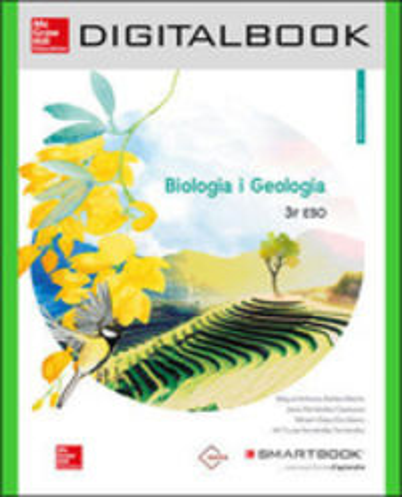 ESO 3 - BIOLOGIA I GEOLOGIA (C. VAL) - NOVA (+COD SMARTBOOK)