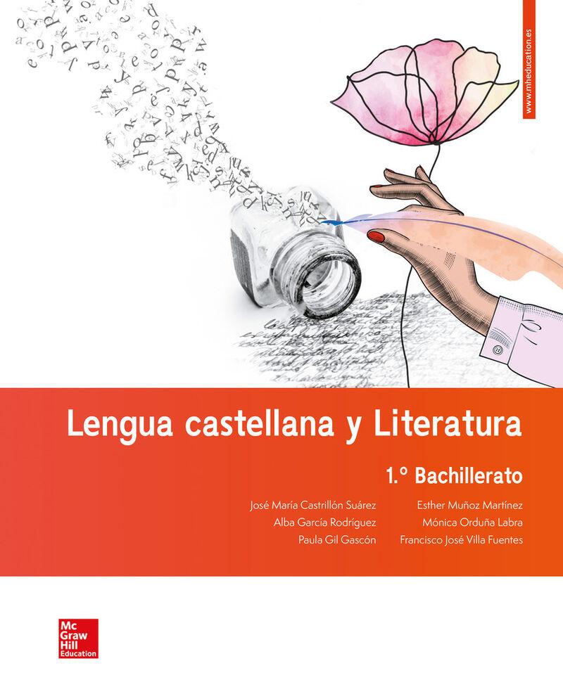 BACH 1 - LENGUA CASTELLANA Y LITERATURA - NOVA