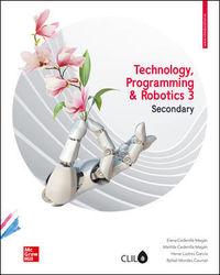 Eso 3 - Technology Clil (mad) - Programming And Robotics - Elena Cedenilla / [ET AL. ]