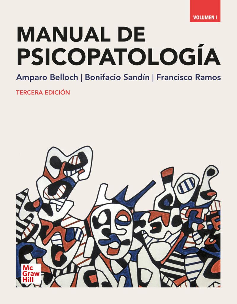 (3 ED) MANUAL DE PSICOPATOLOGIA I