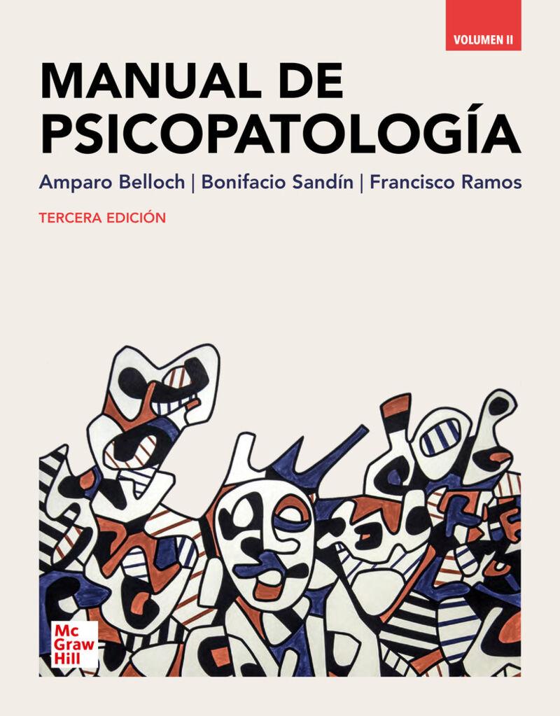 (3 ED) MANUAL DE PSICOPATOLOGIA II