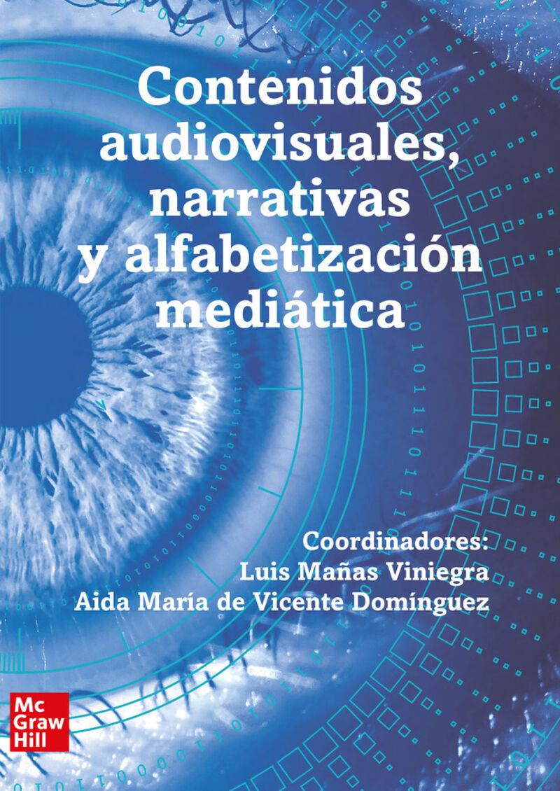 CONTENIDOS AUDIOVISUALES-NARRATIVAS (POD)
