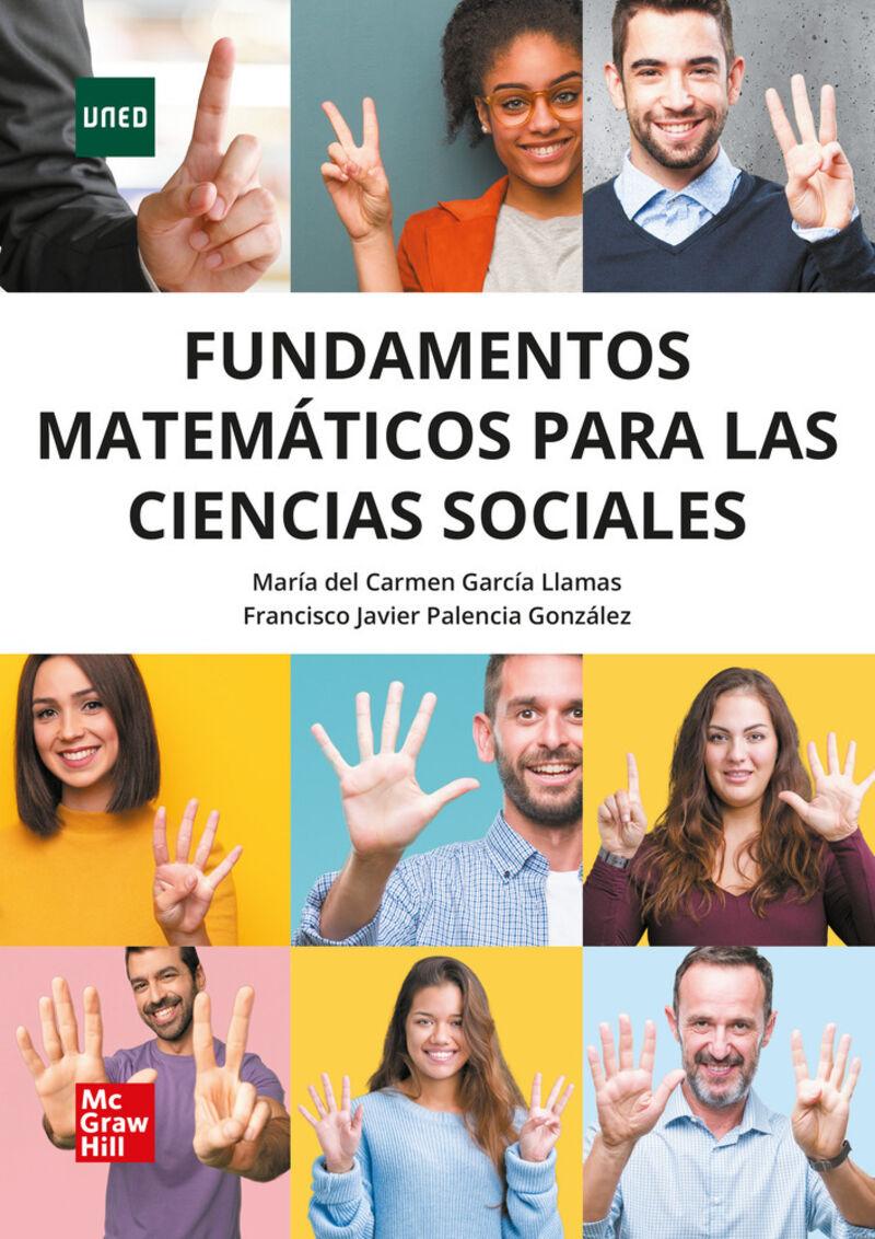 FUNDAMENTOS MATEMATICOS PARA CIENCIAS SOCIALES