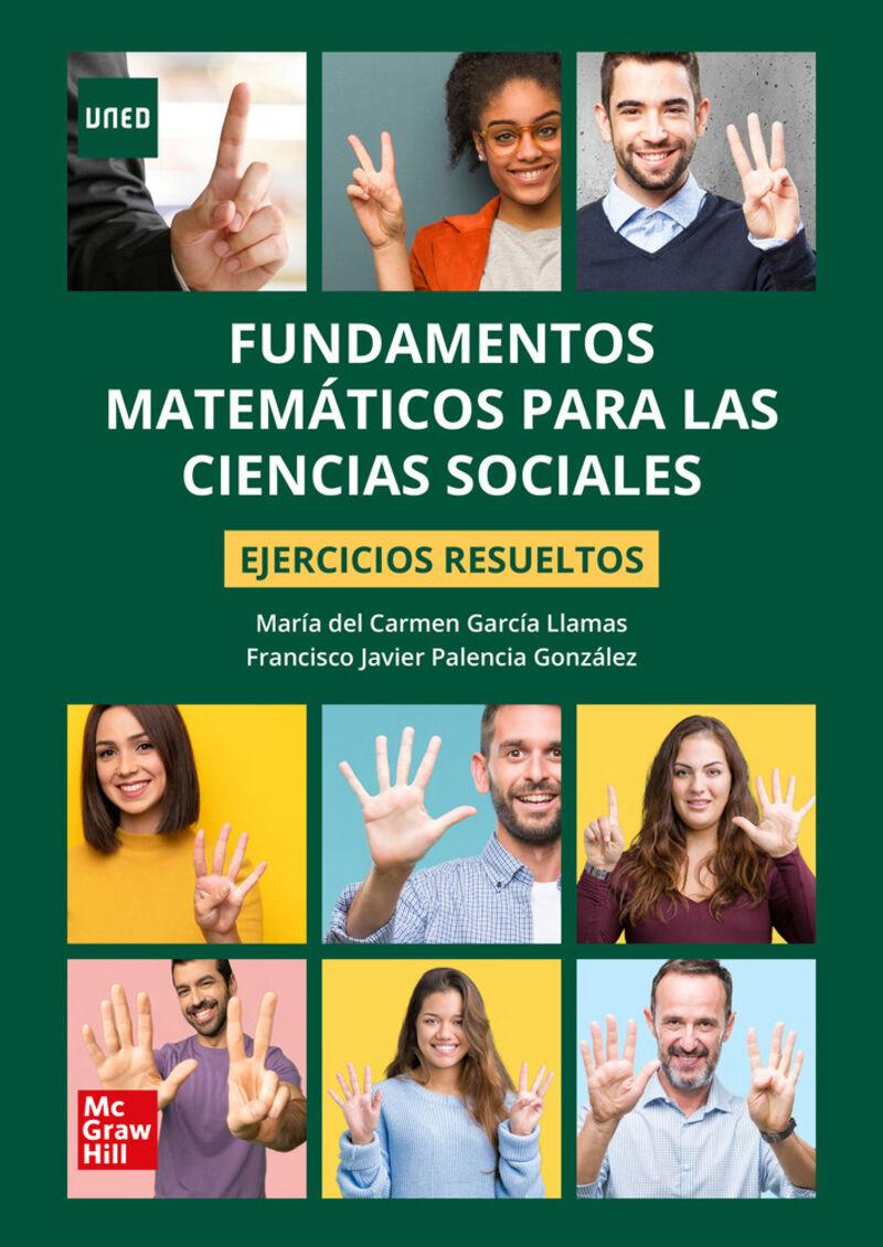 FUNDAMENTOS MATEMATICOS PARA CIENCIAS SOCIALES - EJERCICIOS RESUELTOS