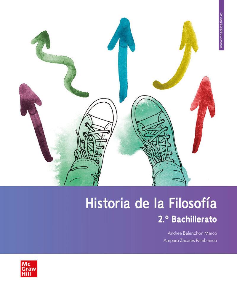 BACH 2 - HISTORIA FILOSOFIA