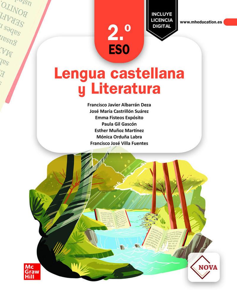 ESO 2 - LENGUA Y LITERATURA