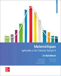 BATX 2 - MATEMATIQUES CC. SS. (CAT)