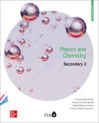 Eso 2 - Physics And Chemistry - Miguel Miguel Yuste Muñoz / [ET AL. ]