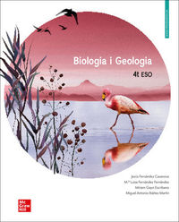 Eso 4 - Biologia Y Geologia (cat, C. Val) - M. Luisa Fernandez Fernandez / [ET AL. ]