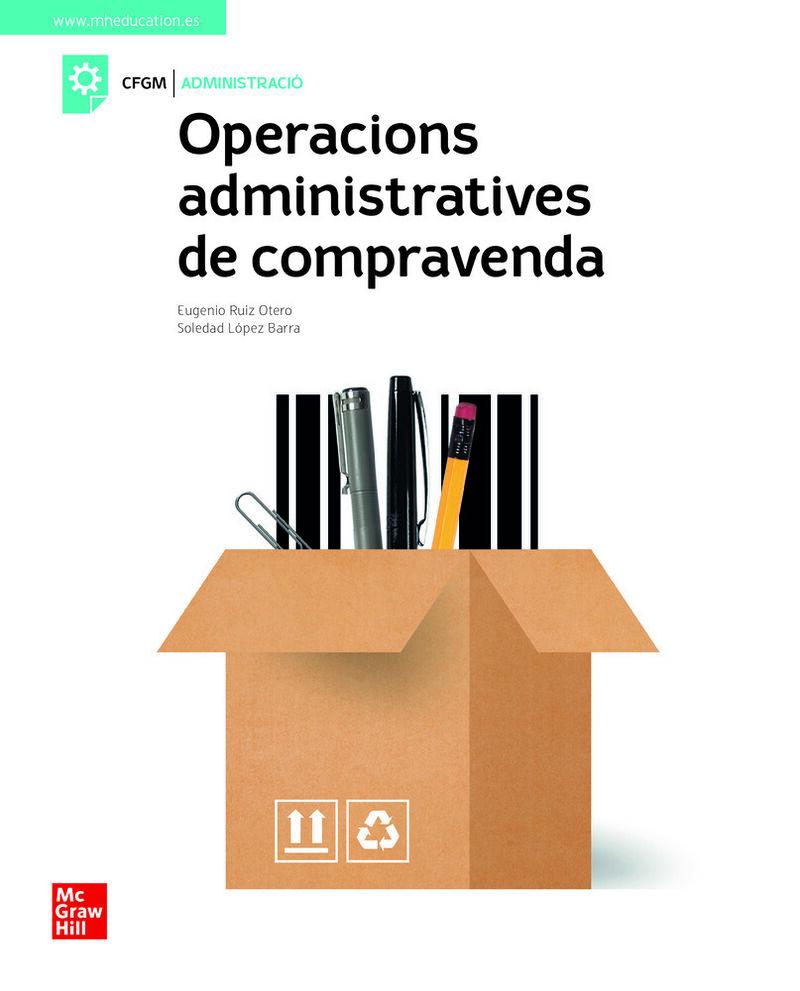 GM - OPERACIONS ADMINISTRATIUS DE COMPRAVENTA (CAT)