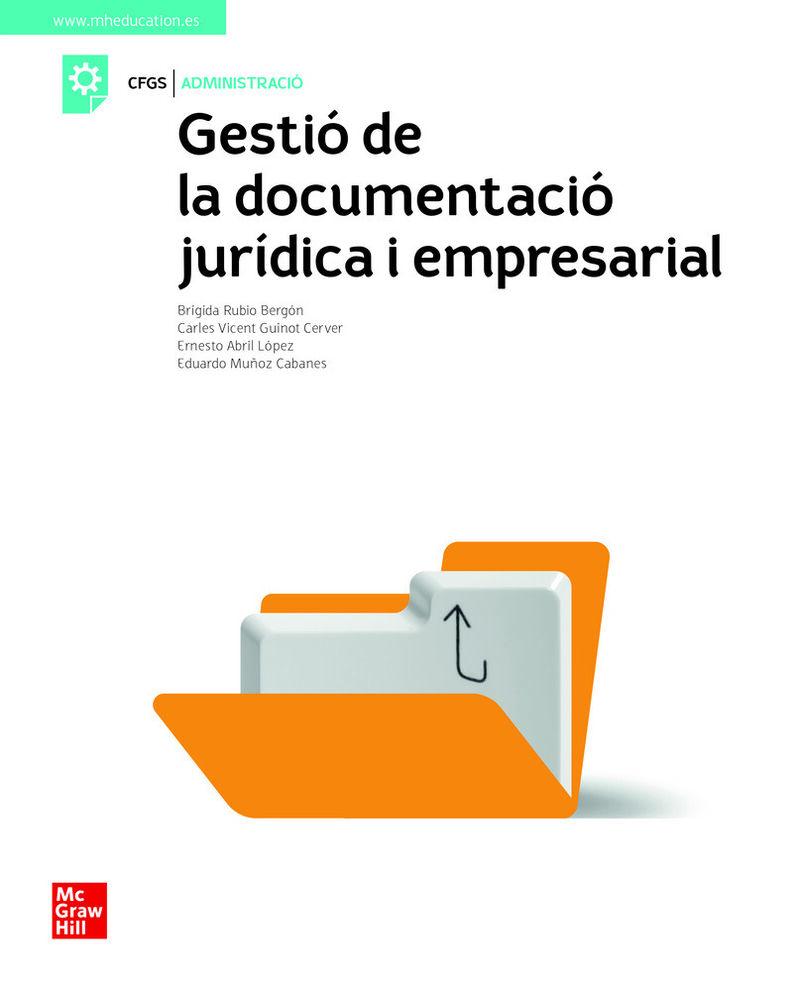 GS - GESTIO DE LA DOCUMENTACIO JURIDICA I EMPRESARIAL (CAT)