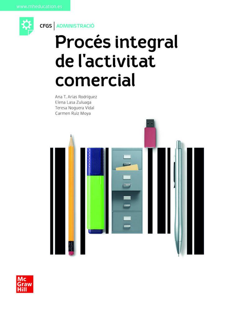 gs - proces integral de l'activitat comercial (cat) - ANA T. ARIAS / [ET AL. ]