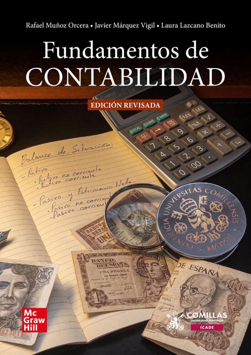 FUNDAMENTOS DE CONTABILIDAD