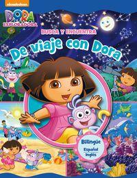 Dora La Exploradora - De Viaje Con Dora - Busca Y Encuentra - Aa. Vv.