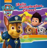 Paw Patrol 6 - ¡feliz Cumpleaños, Chase! - Aa. Vv.