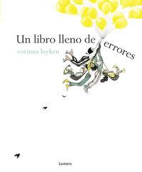 Un libro lleno de errores - Corinna Luyken