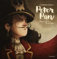 La verdadera historia de peter pan - Magela Ronda / Ricardilius