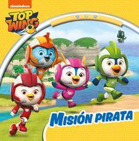 TOP WING - MISION PIRATA