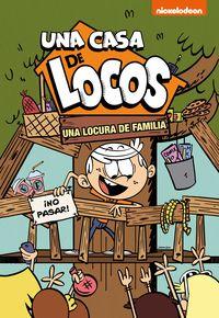 CASA DE LOCOS, UNA - UNA LOCURA DE FAMILIA (COMIC)