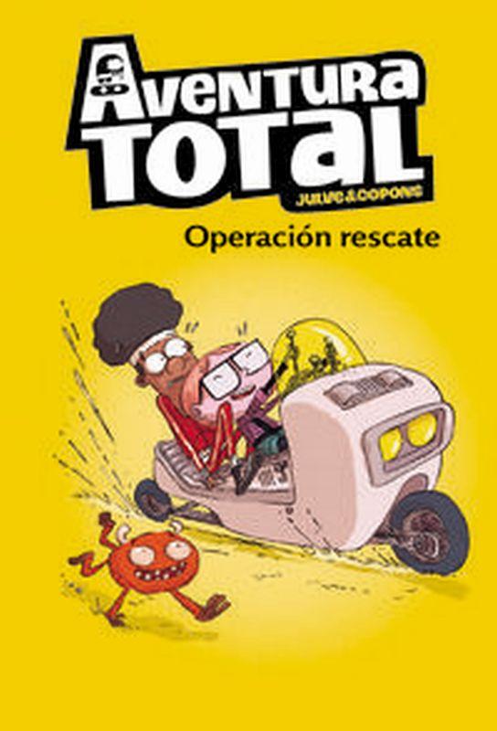 OPERACION RESCATE - AVENTURA TOTAL