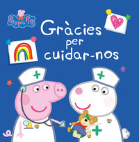PEPPA LOVES DOCTORS AND NURSES (CAT)