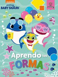 BABY SHARK - APRENDO LAS FORMAS