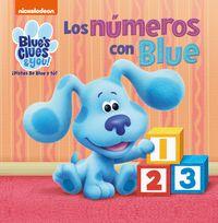 LOS NUMEROS CON BLUE (LAS PISTAS DE BLUE Y TU)
