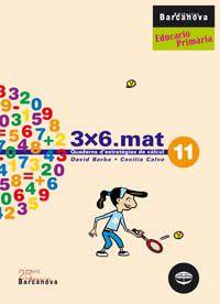 3X6. MAT 11 - MATEMATIQUES