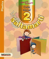 EP 2 - PLASTICA - NOU SALTAMARTI (CAT, BAL)