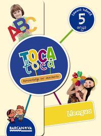 5 ANYS - TOCA-TOCA - LLENGUA (CAT)