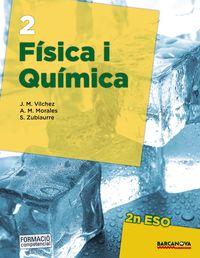 ESO 2 - FISICA I QUIMICA - PROJECTE GEA (CAT, BAL)