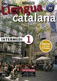 CURS CATALA INTERMEDI 1 (B2) SOLUC