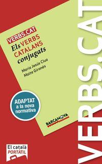 VERBS. CAT - ELS VERBS CATALANS CONJUGATS - EL CATALA PORTATIL
