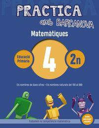 EP 2 - MATEMATIQUES 4 (CAT, BAL) - PRACTICA AMB BARCANOVA