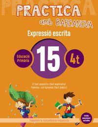 EP - PRACTICA EXPRESSIO ESCRITA 15
