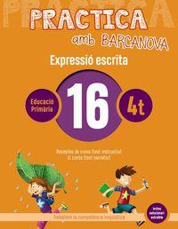 EP - PRACTICA EXPRESSIO ESCRITA 16