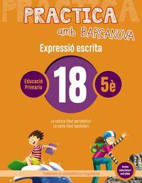 EP - PRACTICA EXPRESSIO ESCRITA 18
