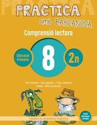 EP - PRACTICA COMPRENSIO LECTORA 8