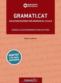 Gramati. Cat - Ignasi Llompart