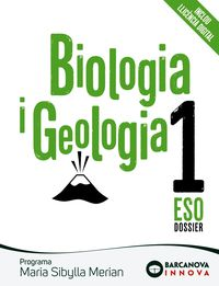 Eso 1 - Biologia - Maria Sibylllla (cat, Bal) - Innova - Aa. Vv.