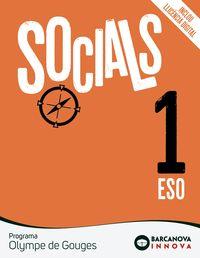ESO 1 - SOCIALS - OLYMPE DE GOUGES (CAT) - INNOVA