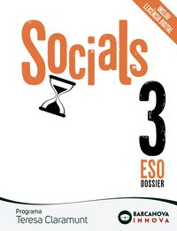 ESO 3 - SOCIALS - TERESA CLARAMUT (CAT, BAL) - INNOVA
