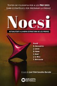 TEXTOS DE FILOSOFIA (CAT) - NOESI - PAU