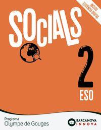 ESO 2 - OLYMPE DE GOUGES - SOCIALS (CAT) - INNOVA
