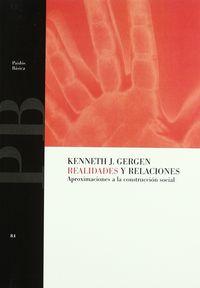 Realidades Y Relaciones - Kenneth J. Gergen